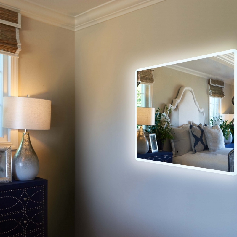 Helios Collection Illumirror Electric Mirror Led Mirror